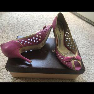 Antonio Melani open toe shoes